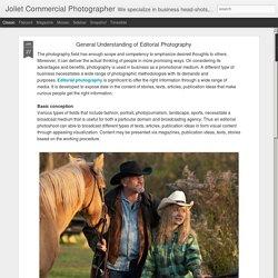 General Understanding of Editorial Photography