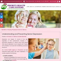 Understanding and Preventing Senior Depression
