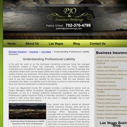 Understanding LV Professional Liability Insurance