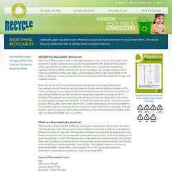 Understanding Recycling Symbols