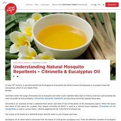 Mosquito repellant with citronella and eucalyptus oil- Good Knight