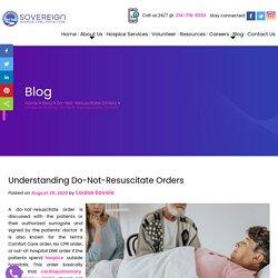 Understanding Do-Not-Resuscitate Orders