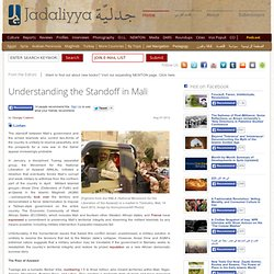Understanding the Standoff in Mali