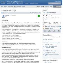 Understanding ELAM