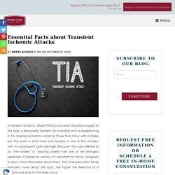 Understanding Transient Ischemic Attacks