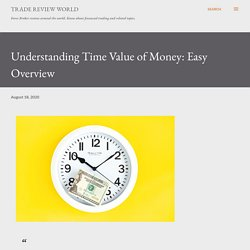 Understanding Time Value of Money: Easy Overview