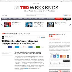 Pamela Meyer: TEDWeekends: Understanding Deception Idea Visualization