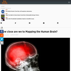 What brain mapping hopes to accomplish