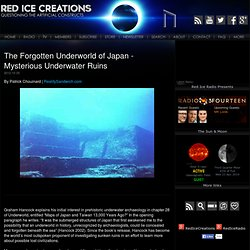 The Forgotten Underworld of Japan - Mysterious Underwater Ruins