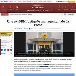 Une ex-DRH fustige le management de La Poste
