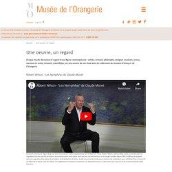Musée de l'Orangerie : une oeuvre