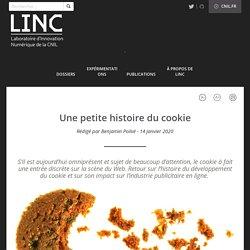 Une petite histoire du cookie