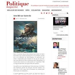 Une BD sur Saint-Ex - Politique Magazine