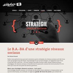 Le B.A.-BA d'une stratégie réseaux sociaux