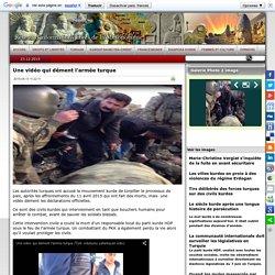 04/2015 Les kurdes démentent saboter le processus de paix