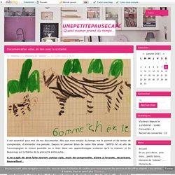Documentation utile..en lien avec la scolarité - unepetitepausecafé