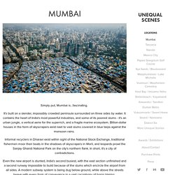 Unequal Scenes - Mumbai