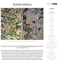 Unequal Scenes - South Africa