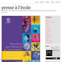 UNESCO et EMI : des réflexions aux outils