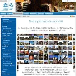 UNESCO : centre du patrimoine mondial
