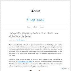 Unexpected Ways Comfortable Flat Shoes Can Make Your Life Better