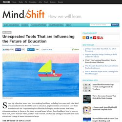 Unexpected Tools That are Influencing the Future of Education