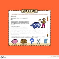 Ung Ekonomi, Egna pengar