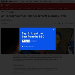 An 'unhappy marriage' that has saved thousands of lives