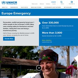 UNHCR - Europe Emergency