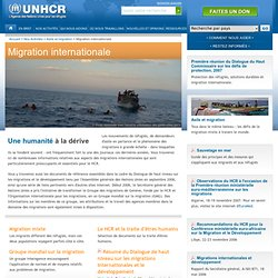 Migration internationale
