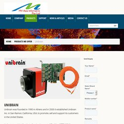 Unibrain Firewire Hadware Software Dealer Singapore