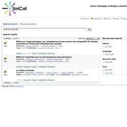 UniCat-Search