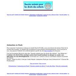 UNICEF - Dessins animés pour les droits des enfants