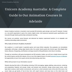 Get Admission to IELTS Preparation Online Course in Australia from Unicorn Academy