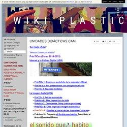 educacionplasticayvisual - UNIDADES DIDÁCTICAS CAM