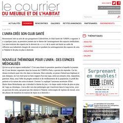 L'UNIFA crée son club santé - 09/06/17