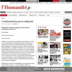 L'uniformisation par la religiosité