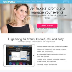 Uniiverse - Platform for Collaborative Living