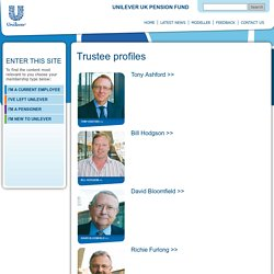 Unilever UK Pension Fund