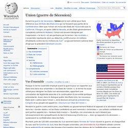Union (guerre de Sécession)