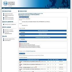 UNIPA-Offerta Formativa