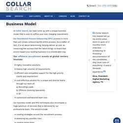 Our Unique RPO Business Model, RPO Techniques India