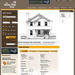 Plan 052H-0033 - Find Unique House Plans, Home Plans and Floor Plans at TheHousePlanShop.com