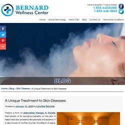 A Unique Treatment to Skin Diseases
