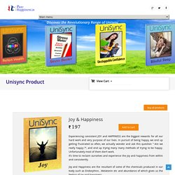 Unisync Product