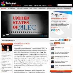 United States of ALEC