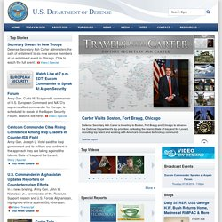 U.S. Department of Defense Official Website
