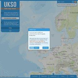United Kingdom Soil Observatory
