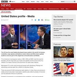 United States profile - Media