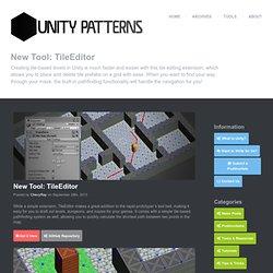 New Tool: TileEditor
